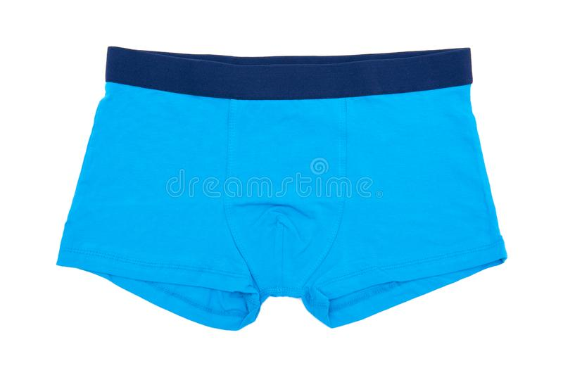 拳击手短裤 免版税图库摄影