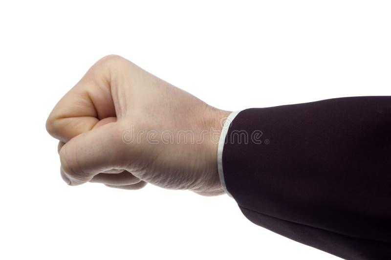 拳头 免版税库存照片