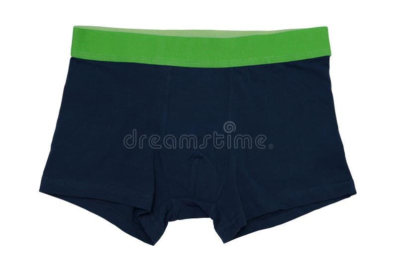 拳击手短裤 免版税库存图片