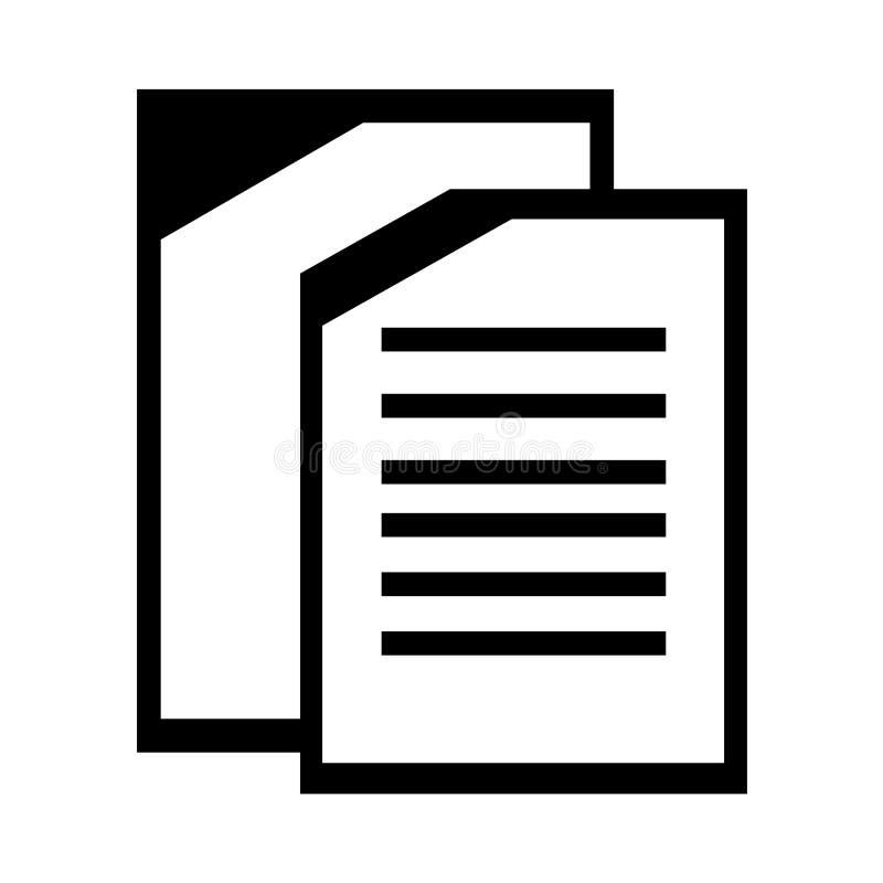 拷贝象在白色背景和标志隔绝的传染媒介标志,拷贝商标概念 向量例证