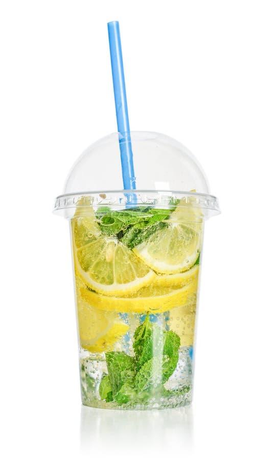 拿走饮料概念 免版税库存图片