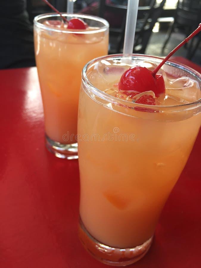 拿骚鸡尾酒Bahama巴哈马妈妈 库存图片
