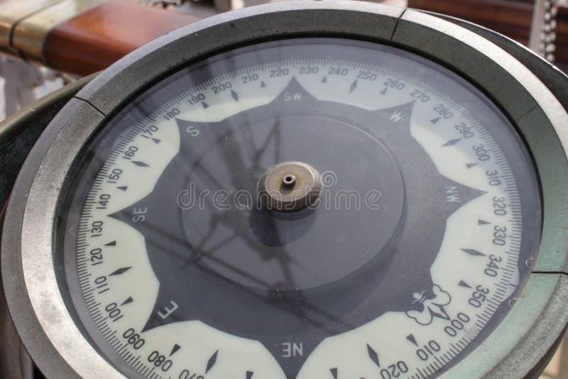 指南针 免版税库存照片
