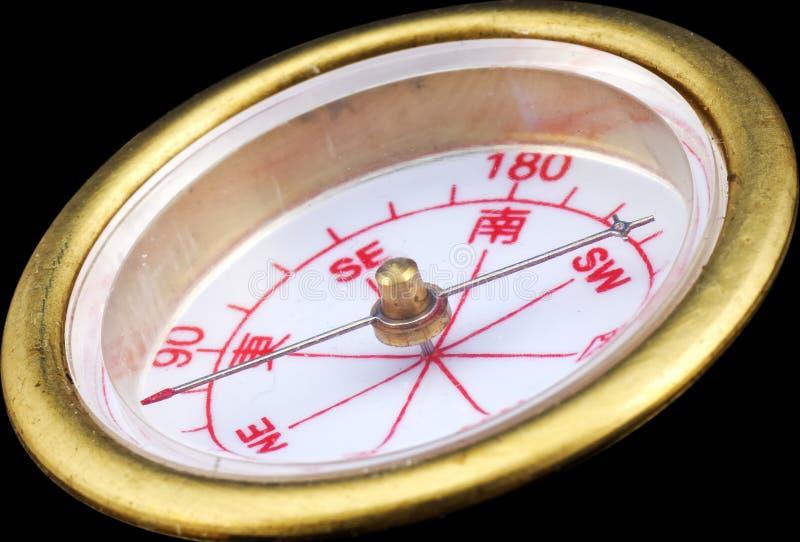 指南针 图库摄影