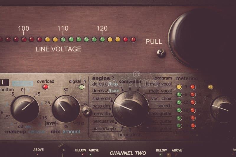 按钮在合理的演播室 库存照片