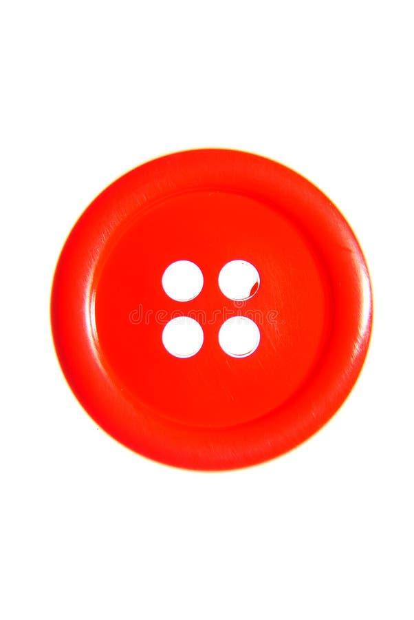 按钮红色 库存照片