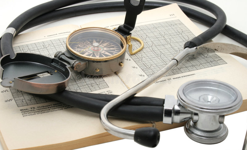 挑选医疗专业化 免版税图库摄影