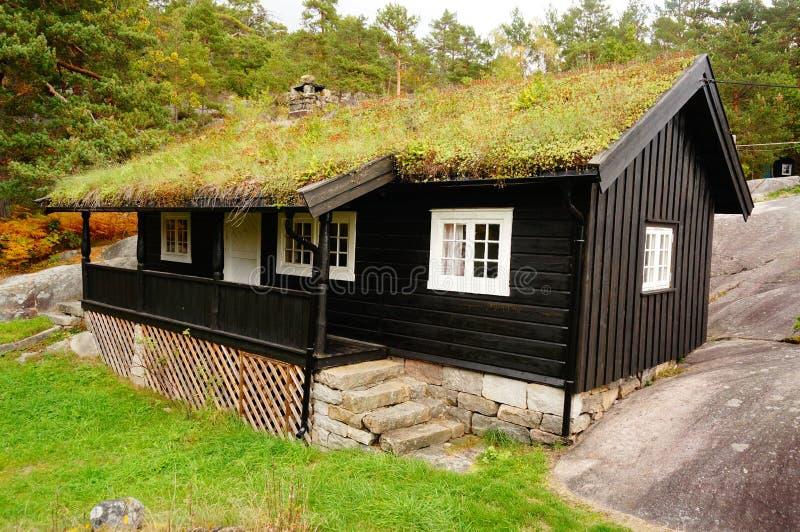 挪威宾馆,挪威 免版税图库摄影