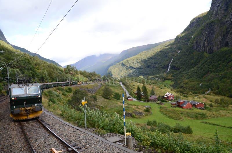 挪威简言之 库存图片