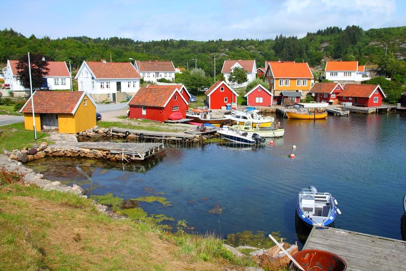挪威 图库摄影