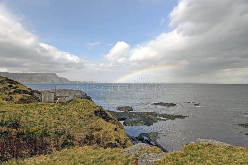 挪威runde 库存图片