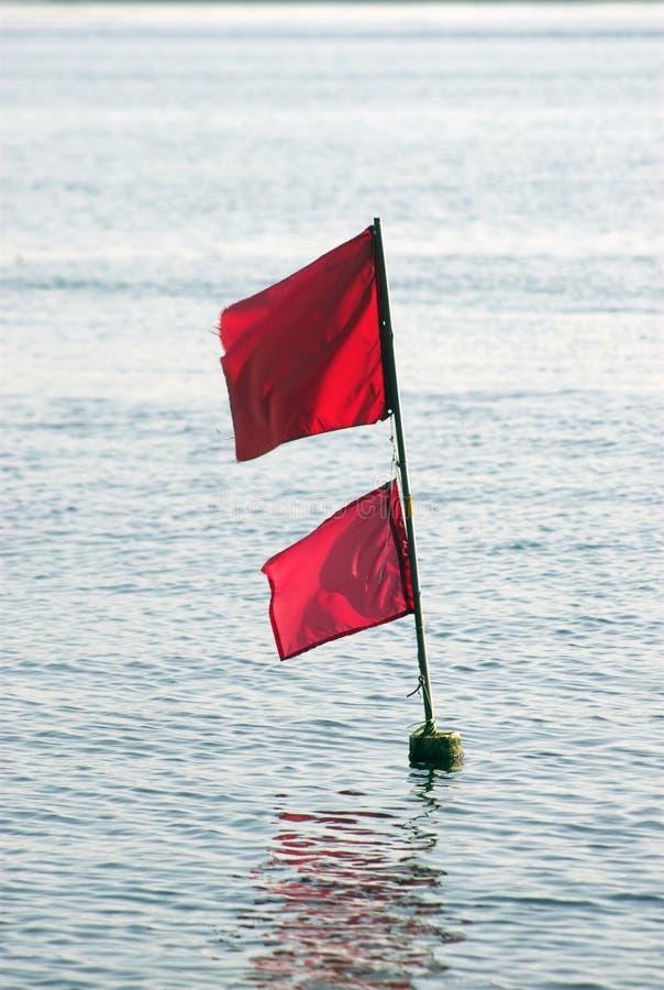 捕鱼网标志 库存照片
