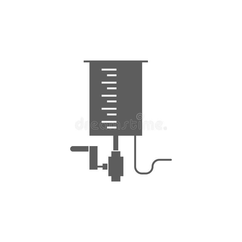 换油机器象 油和煤气象的元素 优质质量图形设计象 标志和标志汇集象w的 库存例证
