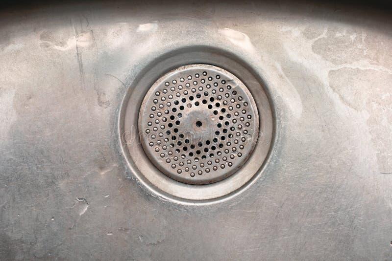 排水孔 免版税库存照片