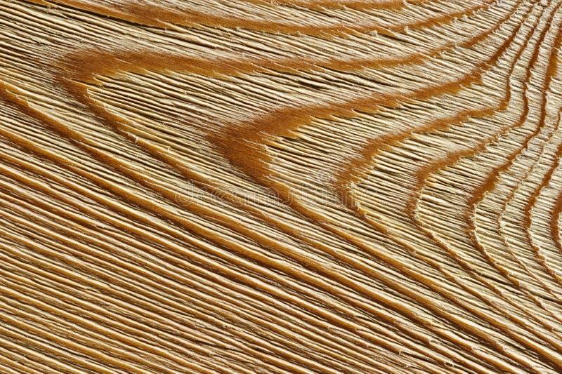 掠过的木纹理 免版税图库摄影