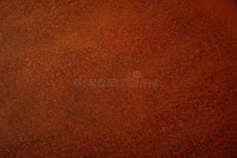 掠过的生锈的金属纹理背景 免版税库存图片
