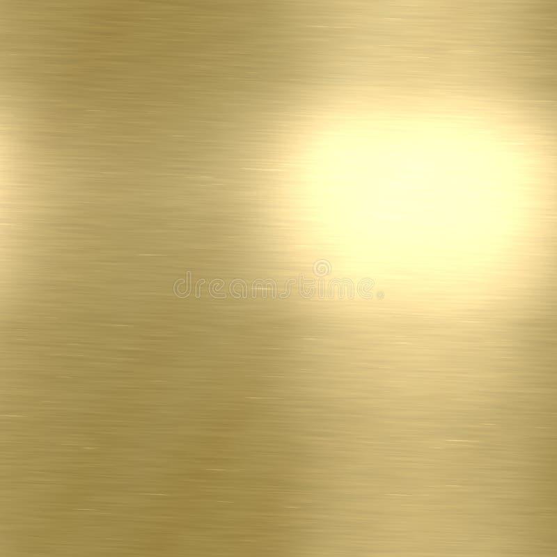 掠过的金属纹理 皇族释放例证