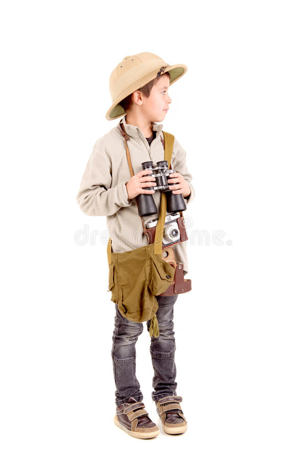 探险家 库存照片