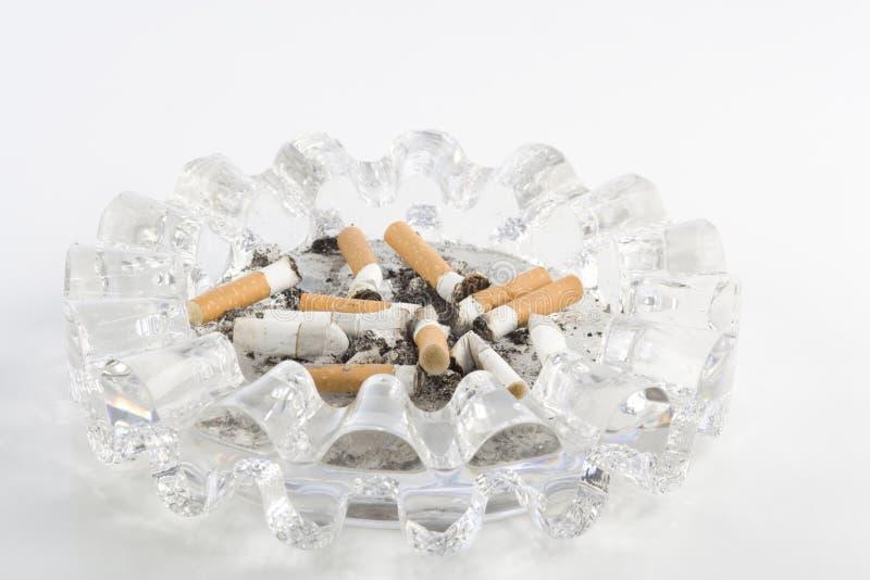 接界香烟 库存图片