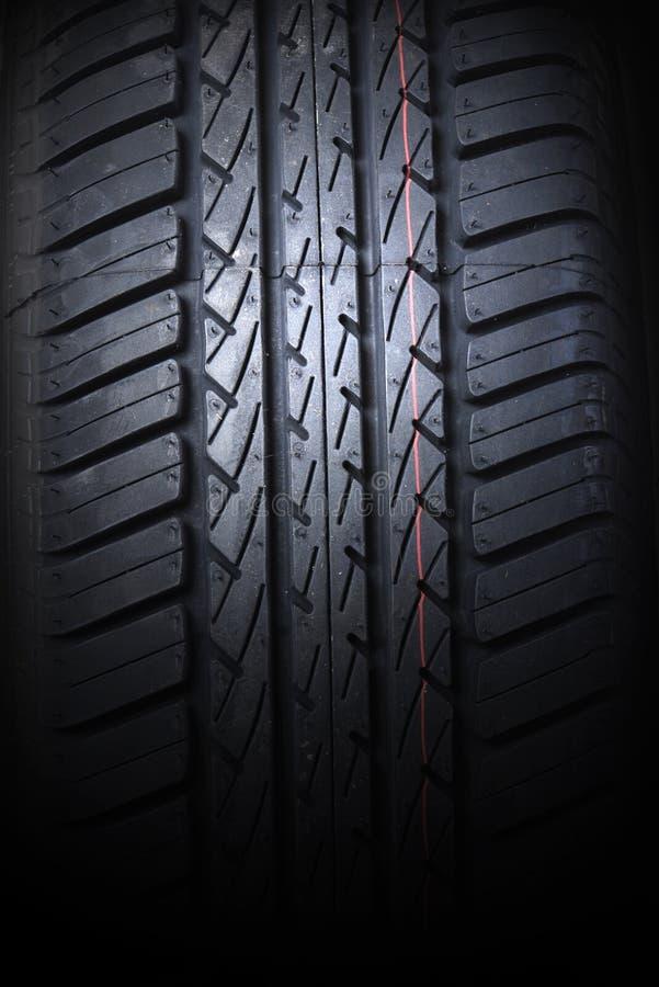 接近的轮胎 免版税图库摄影
