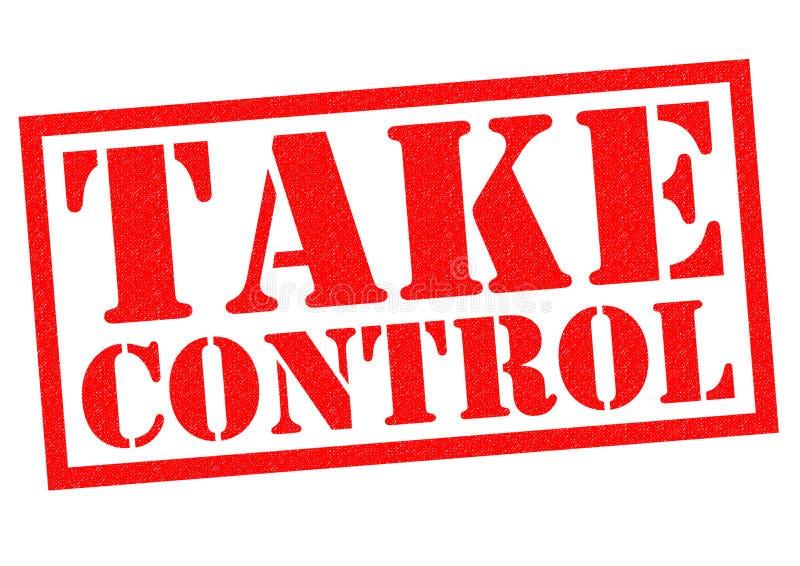 控制作为 向量例证