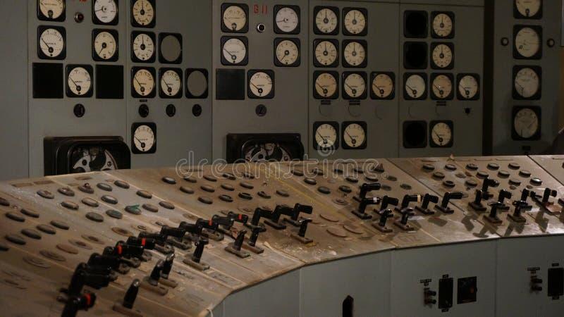 控制室 库存照片