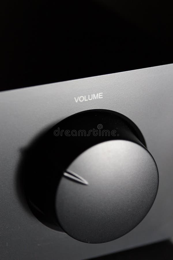 控制旋钮数量 库存图片