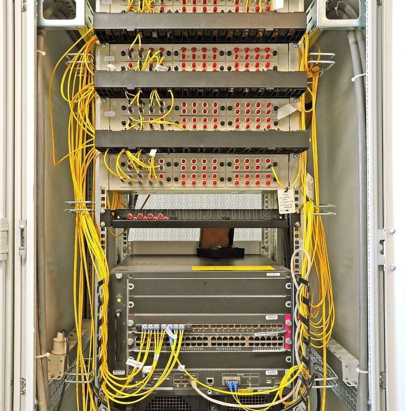 控制系统 图库摄影