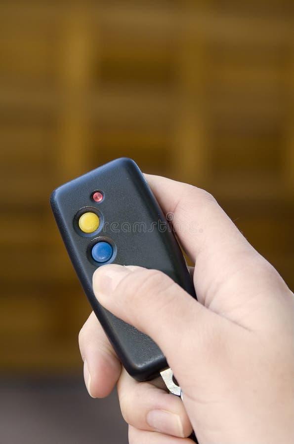 控制遥控 免版税图库摄影