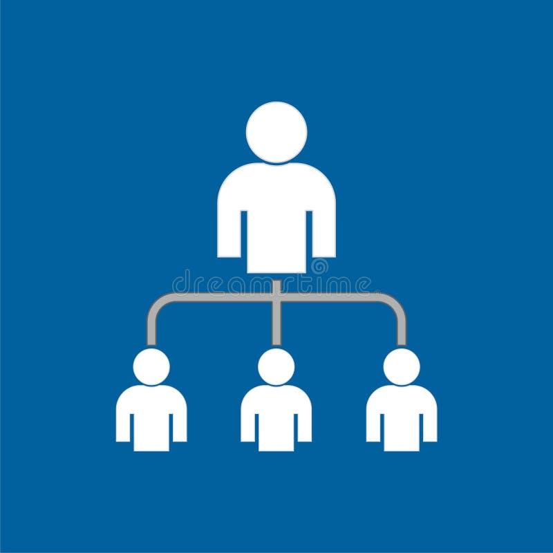 推举营销象,网络营销,企业合作 皇族释放例证