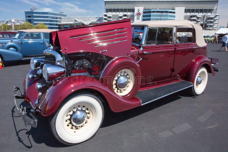 1934推托汽车 库存照片