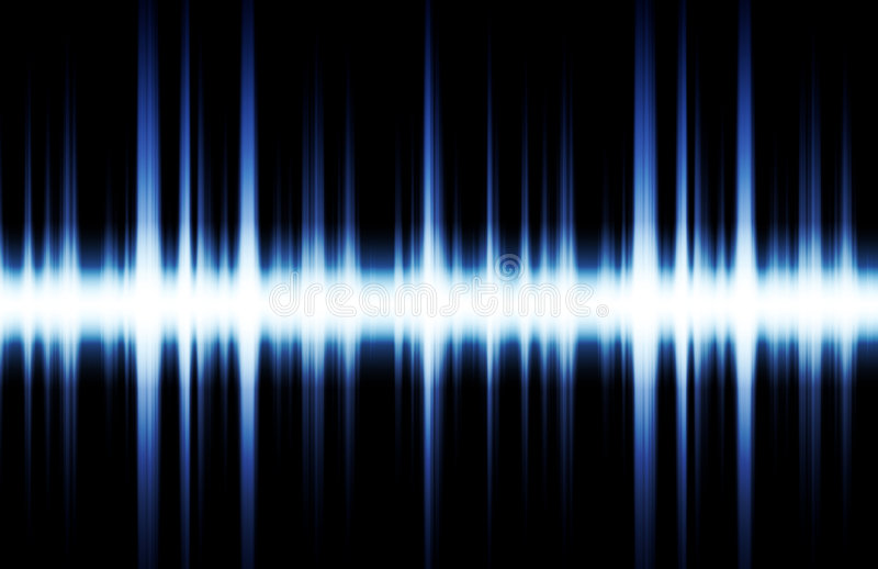 提取背景dj被启发的音乐 皇族释放例证