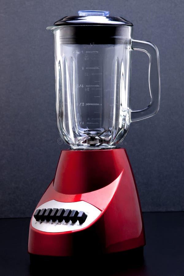 搅拌器光滑的红色 免版税图库摄影