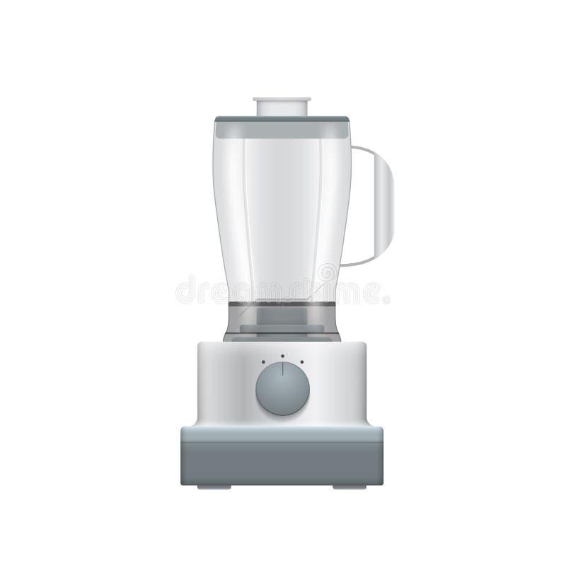 搅拌器 向量例证