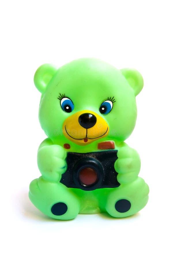 摄影师玩具 库存照片