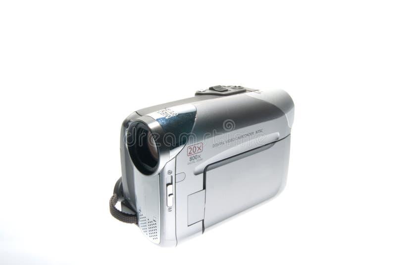 摄象机录影 免版税库存图片