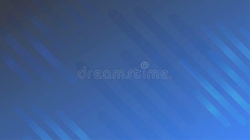 摘要图表数字技术深蓝背景设计 皇族释放例证