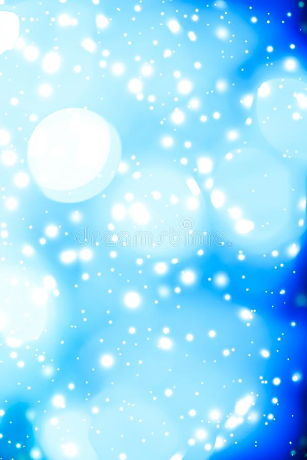 摘要宇宙满天星斗的天窗和发光的闪烁,豪华假日背景 库存照片