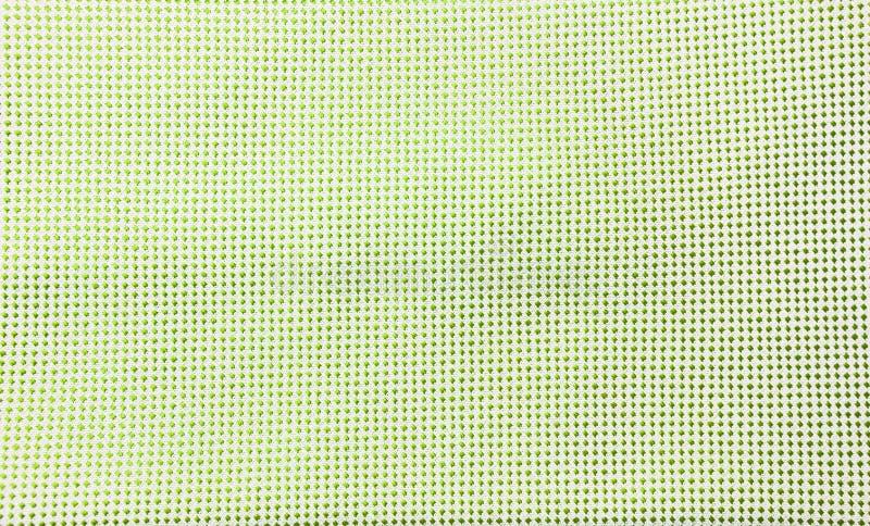 摘要无缝的绿色样式织品背景 库存照片