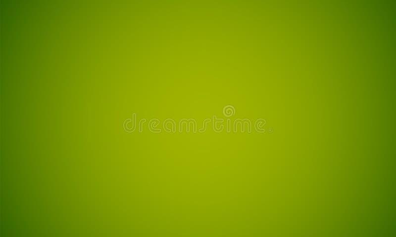 摘要淡黄色深绿梯度颜色背景 ????EPS10 皇族释放例证