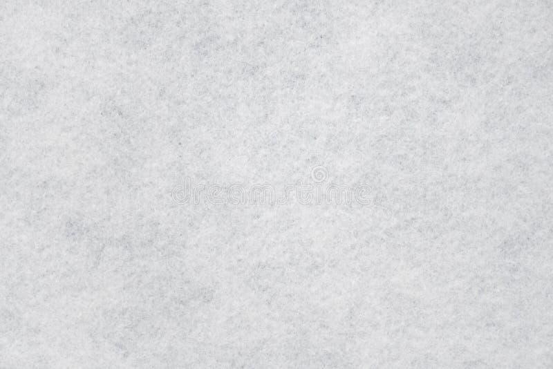 摘要白色蓬松织品纹理背景 库存照片