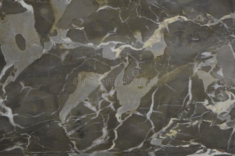 摘要自然灰色大理石表面 库存照片