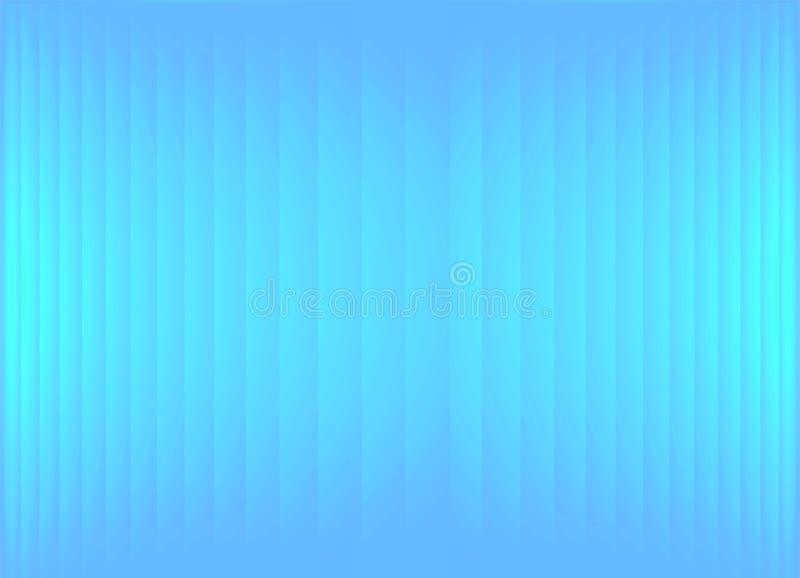 摘要霓虹浅兰的镶边背景 向量例证
