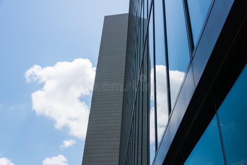 摩天大楼在特拉维夫 库存图片