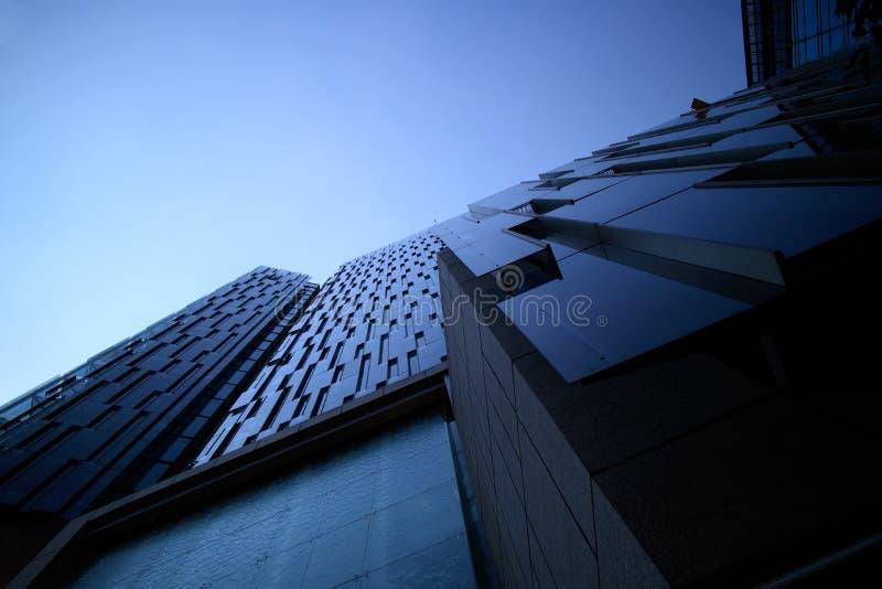 摩天大楼墨西哥 免版税库存照片