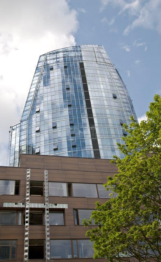 摩天大楼维尔纽斯 库存图片
