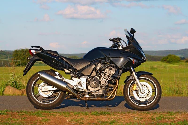 摩托车体育运动 免版税图库摄影