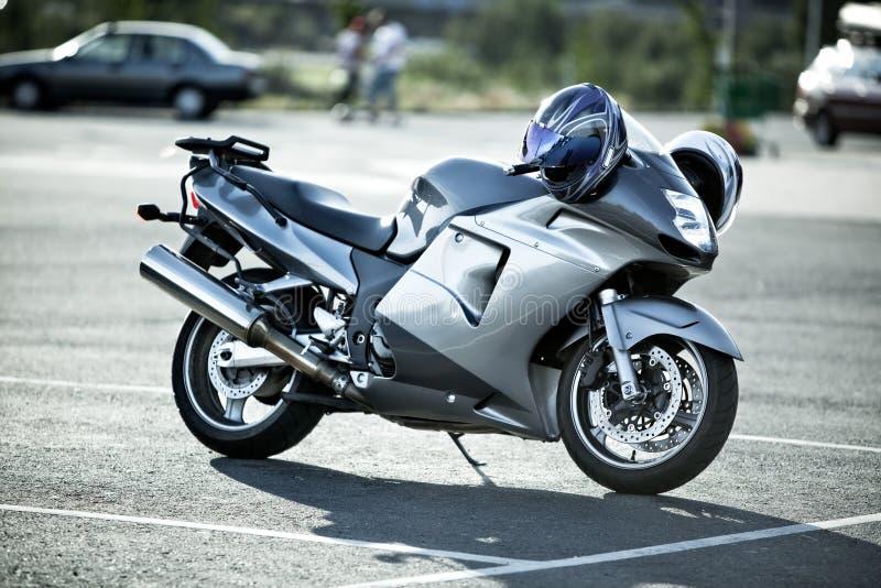 摩托车体育运动 库存照片