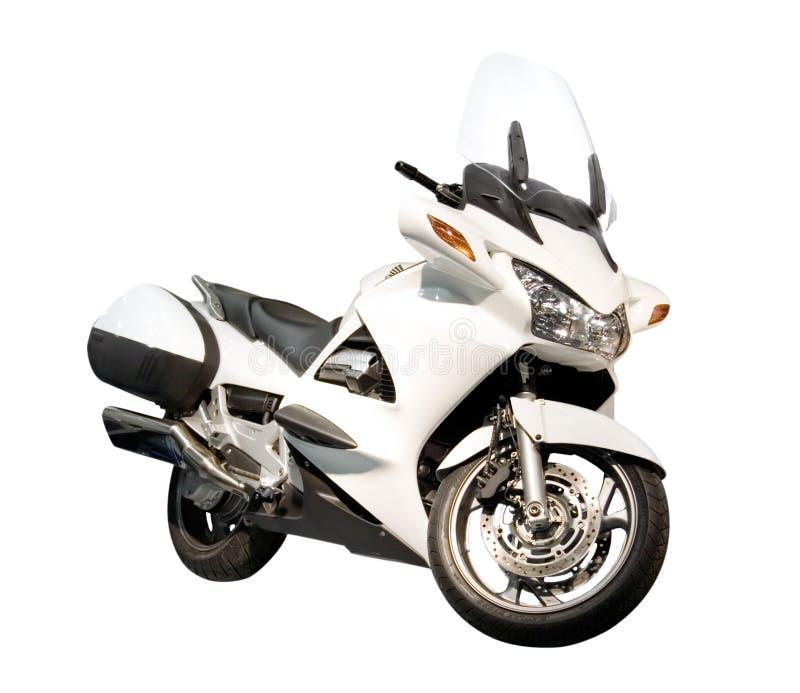 摩托车体育运动 免版税库存照片