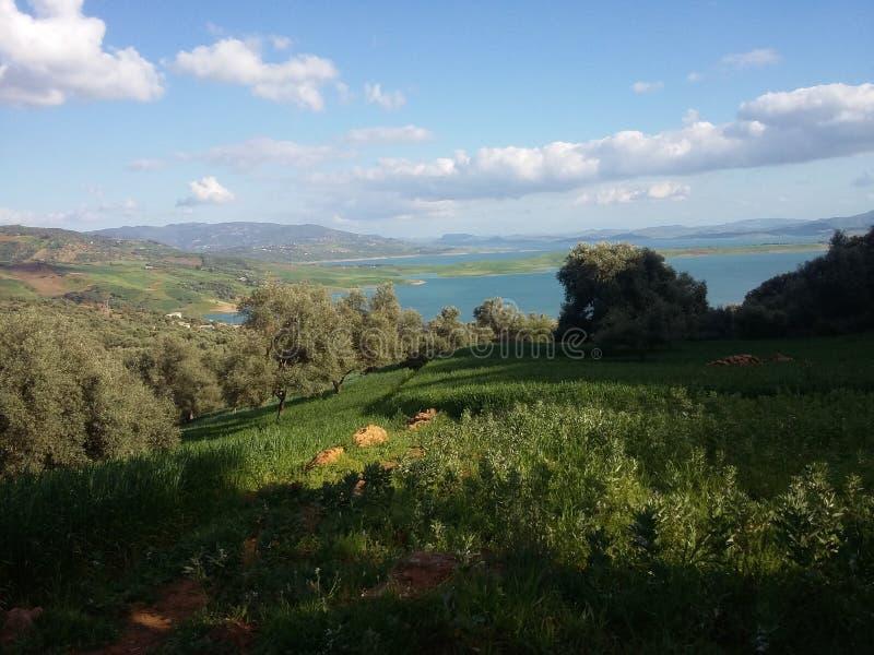 摩洛哥的最美好的地方 免版税库存照片
